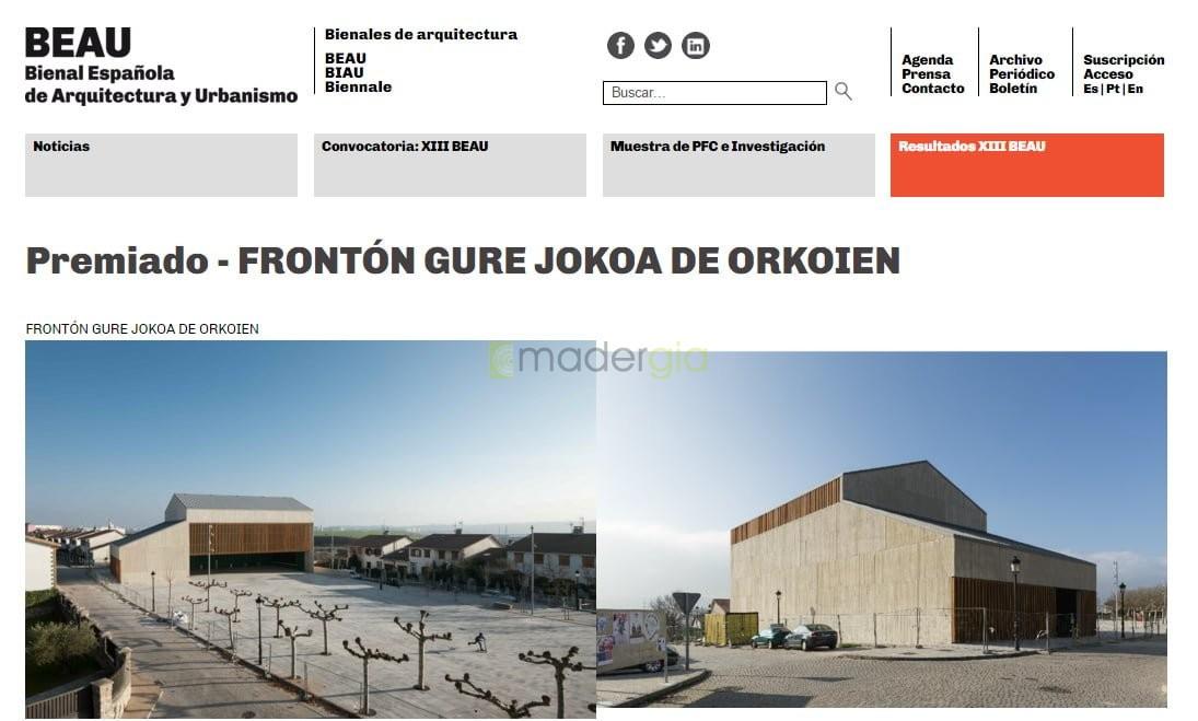 fronton_madera